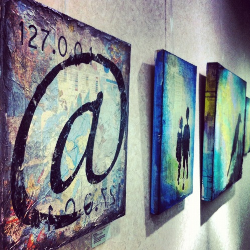 Moore Gallery 2013 - Frankfort, Kentucky - Solo Show