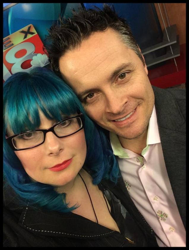WLEX-TV interview 2015