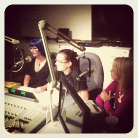 WUKY Radio Interview 2012